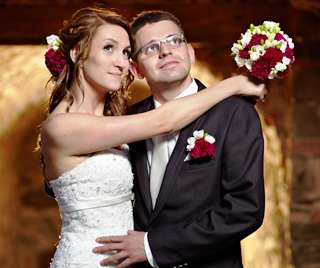 Poznali Się Na Forum Ekonomicznym ślub Wzięli W Bazylice Poznali